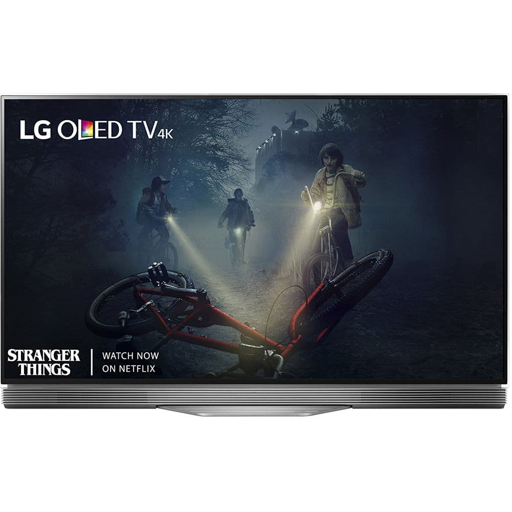 "(refurb w/ 1 year warranty) 55"" LG OLED55E7P OLED 4K HDTV $1499 + free s/h"