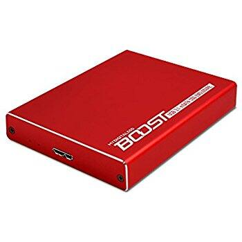 MyDigitalSSD USB 3.1 UASP Dual mSATA SSD RAID Enclosure $10 + free s/h
