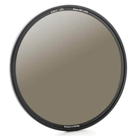 Sirui 77mm Ultra Slim S-Pro Nano MC Circular Polarizer Filter $30 + free s/h