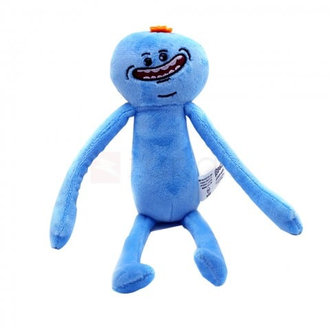 Rick and Morty Stuffed Plush Mr. Meeseeks Toy $2 + free s/h