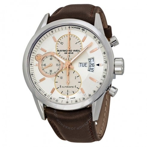 Raymond Weil Freelancer Automatic  Chronograph  Watch $995 + free shipping