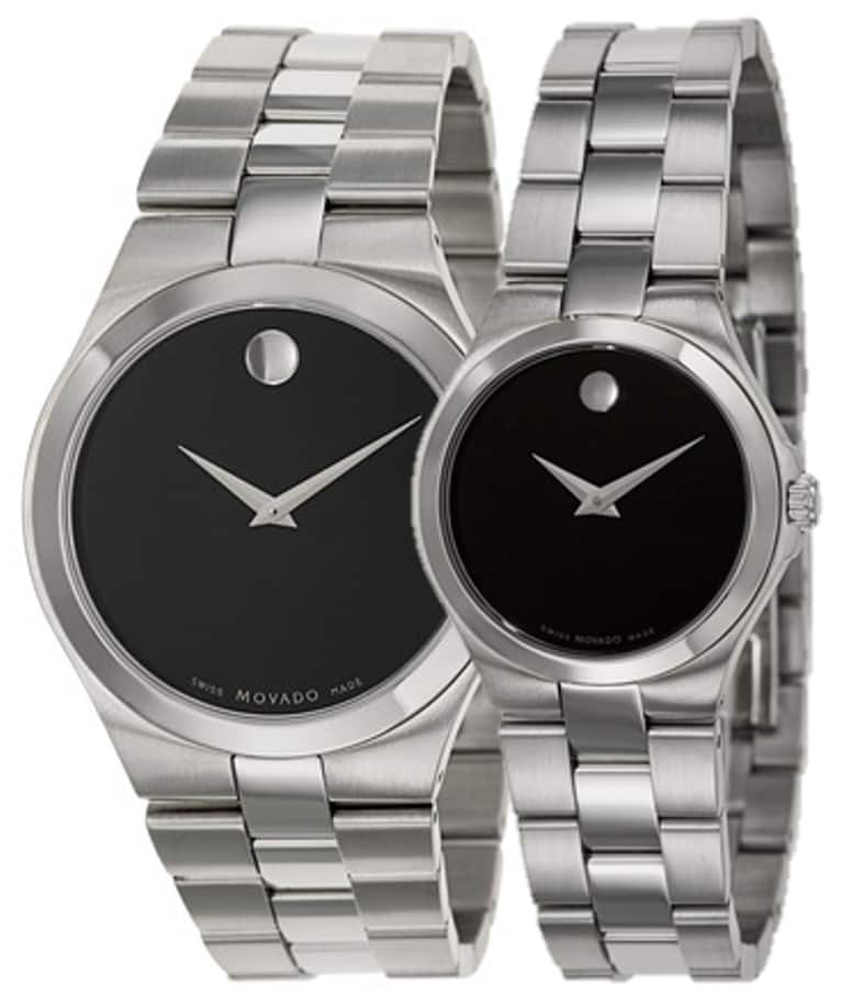 Movado Men's or Women's Movado Collection Watch $279 + free s/h