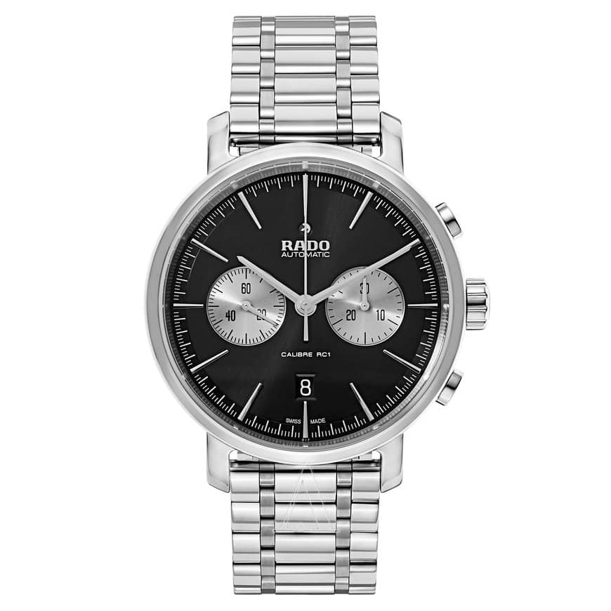 Rado Men's Diamaster Automatic Chronograph Watch $999 + free s/h