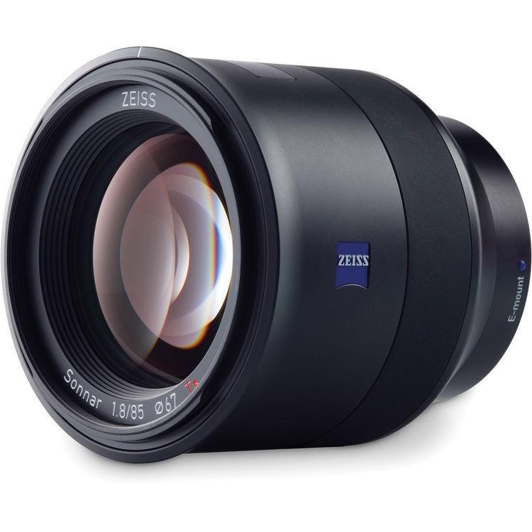 Zeiss Lens Sale for Sony E Mount: 85mm f/1.8 Len $1019, 25mm f/2 Lens $1104, 21mm Loxia f/2.8 $1274, 18m Batis 2.8 $1274, 135mm Batis f/2.8 $1699 + free s/h