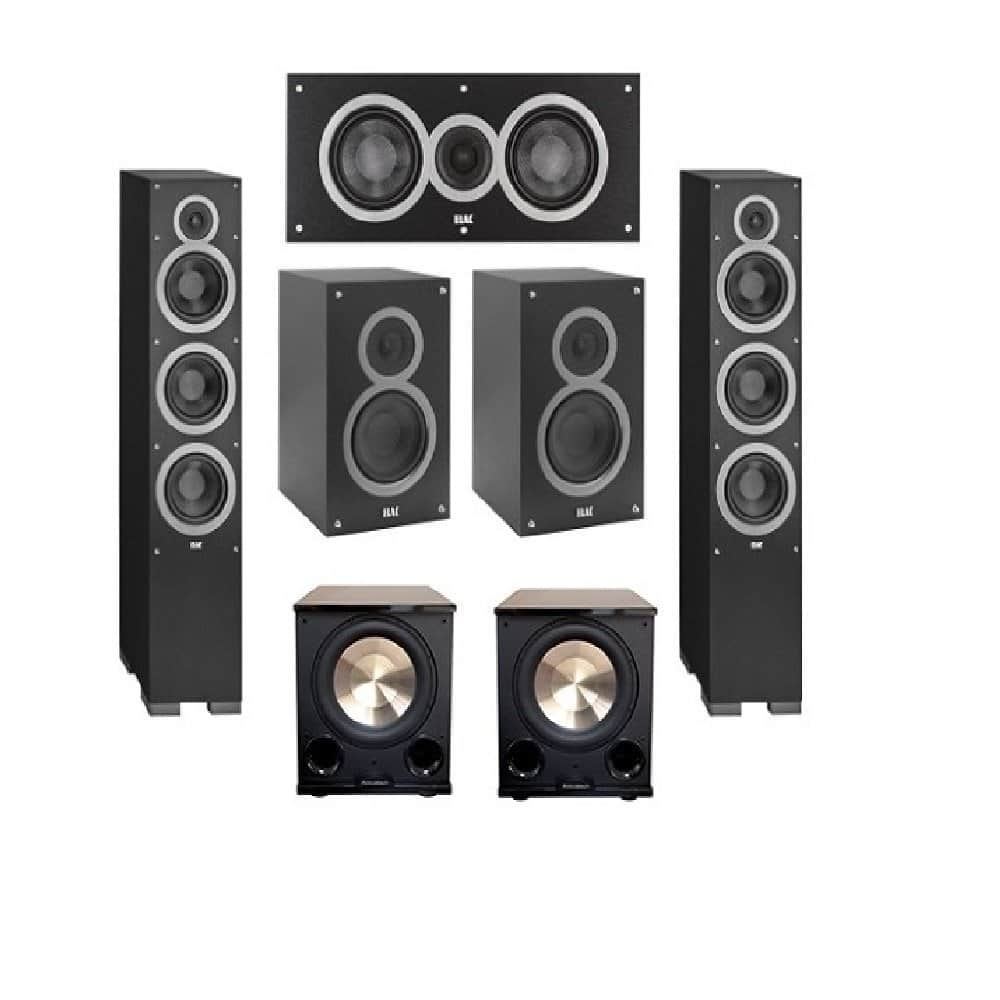 ELAC Debut 2.0 Bookshelf Speakers Are Discounted To Just $190 Today [Originally $250]