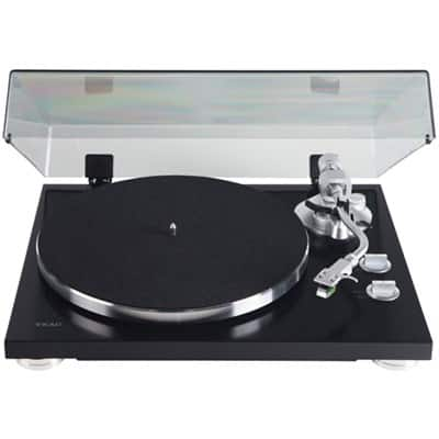 Teac TN-400S Belt Turntable w/ S-Shaped Tonearm $279 + free s/h