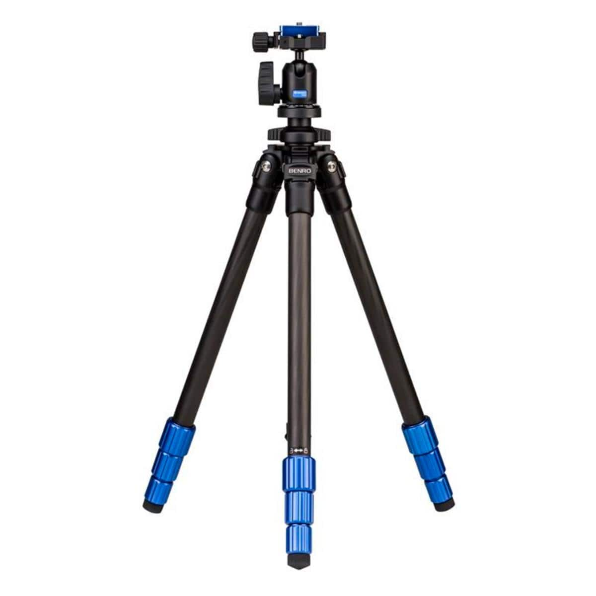 Benro Slim Carbon Fiber Tripod w/ Ball Head $79 + free s/h