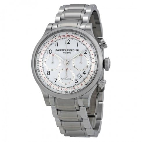 Baume and Mercier Capeland Automatic Chronograph Watch $1595 + free shipping