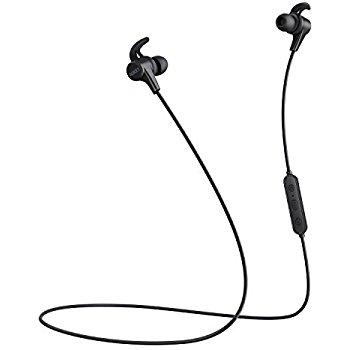 AUKEY Latitude Wireless Bluetooth 4.1 Headphones w/ APT-x $20 + free s/h