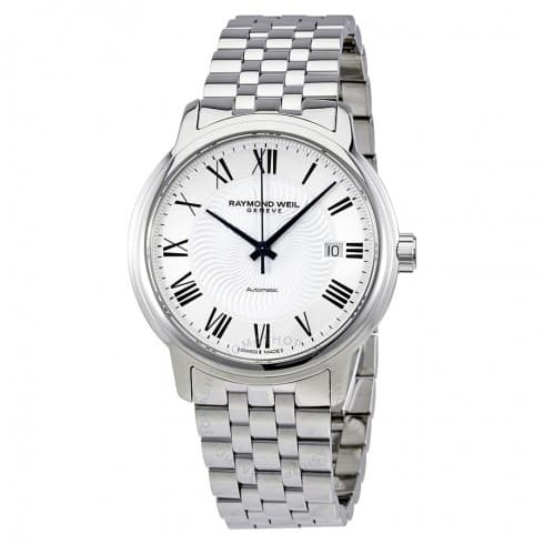 Raymond Weil Maestro Automatic Watch on Bracelet $395 + free s/h (sat delivery)