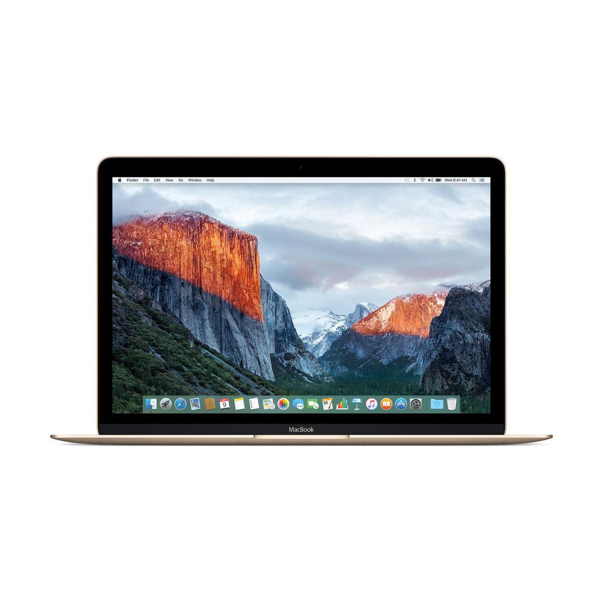 "Apple Macbook 12"" Laptop: Intel Core M3-6Y30, 8GB RAM, 256GB SSD $899 + free shipping"
