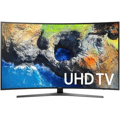 "55"" Samsung UN55MU7500 Curved 4K HDTV $698 or 65"" $1098 + free s/h"