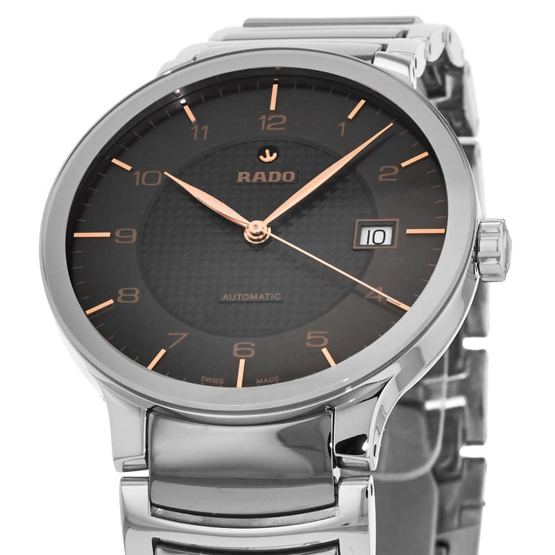 Rado Centrix L Automatic Men's Watch $590 + free s/h