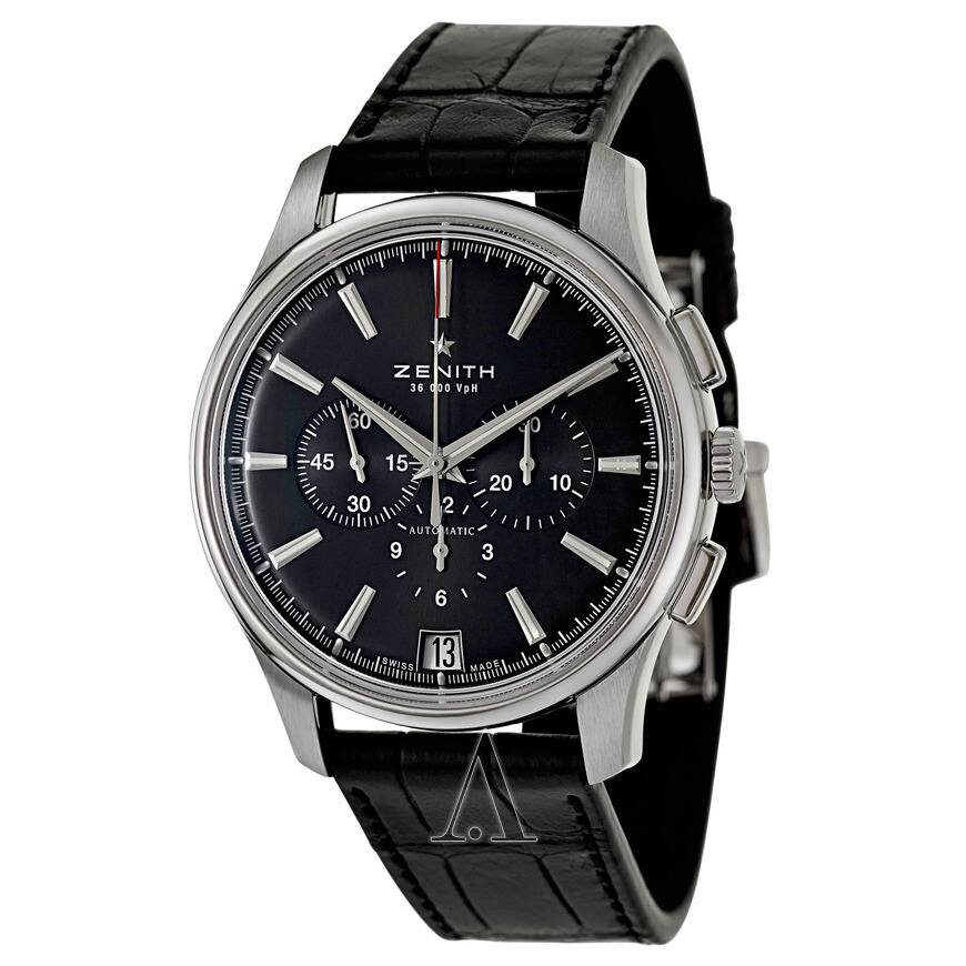 Zenith Men's Captain El Primero Automatic Chronograph Watch  $3295 + Free Shipping
