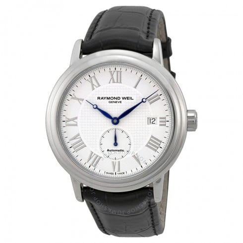 Raymond Weil Maestro Men's Watch w/ Small Seconds $455 + free s/h