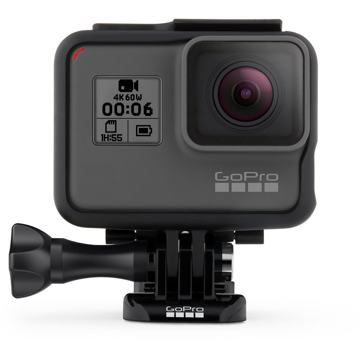 GoPro Hero 6 (black edition) $399 + free s/h