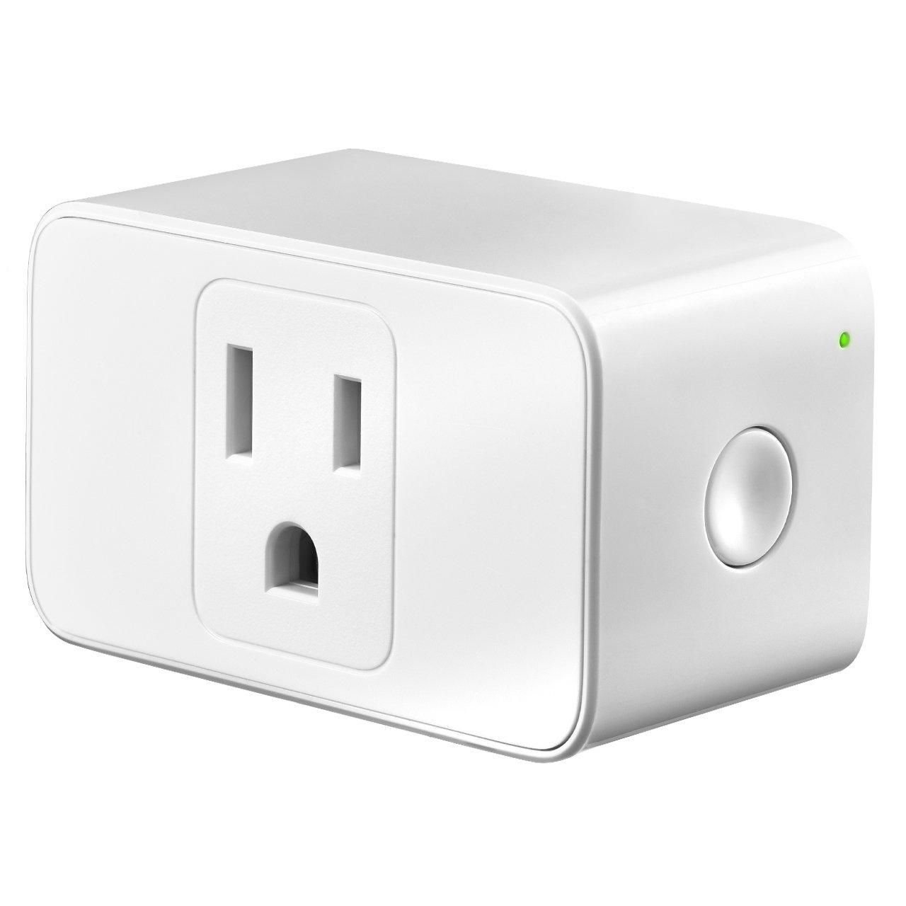 Meross WiFi Smart Plug w/ Alexa $10