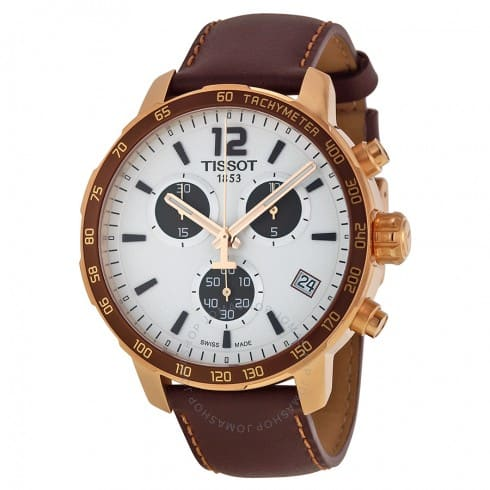 Tissot Quickster Chronograph Watch $175 + free s/h