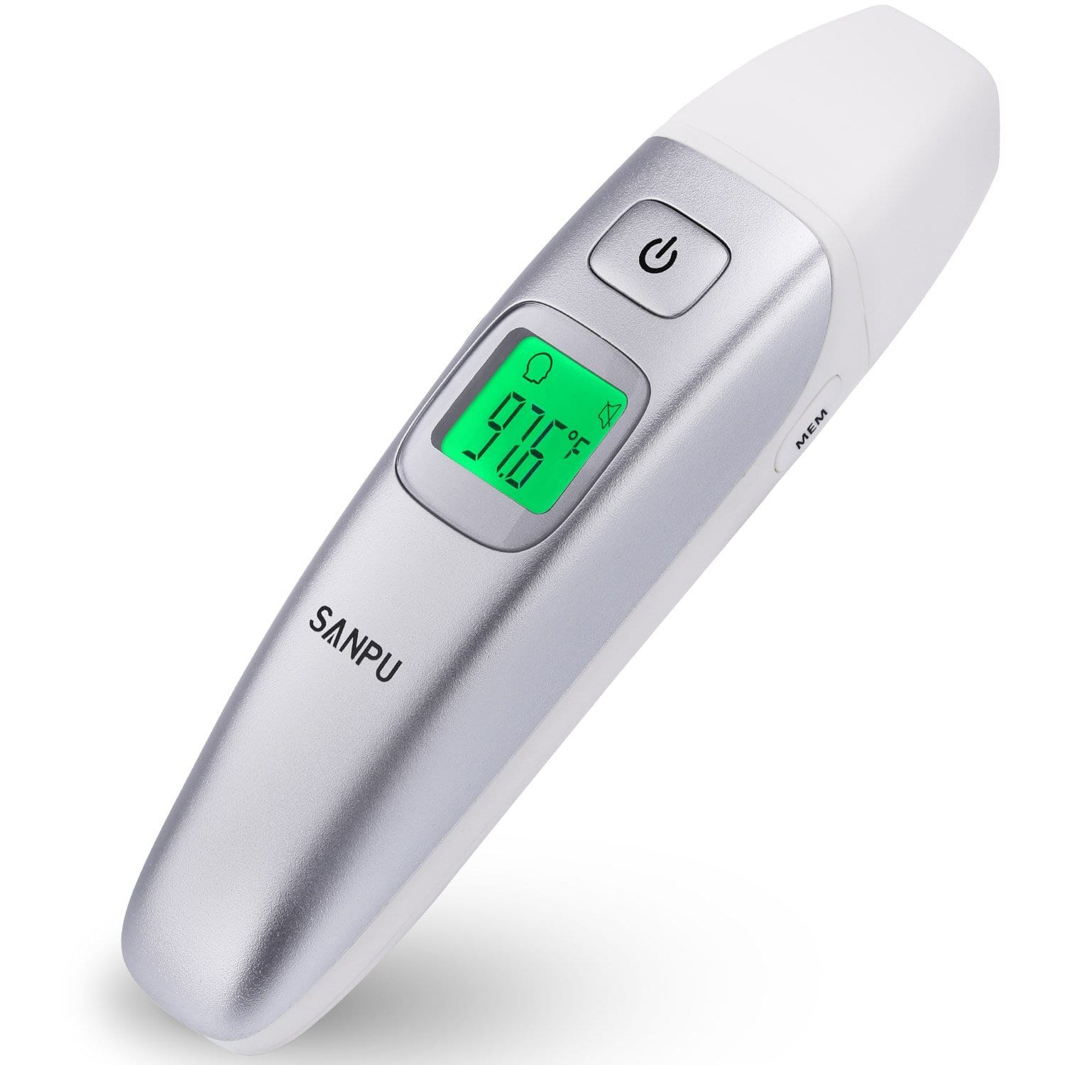 SANPU Infrared Forehead and Ear Thermometer $15 + free s/h