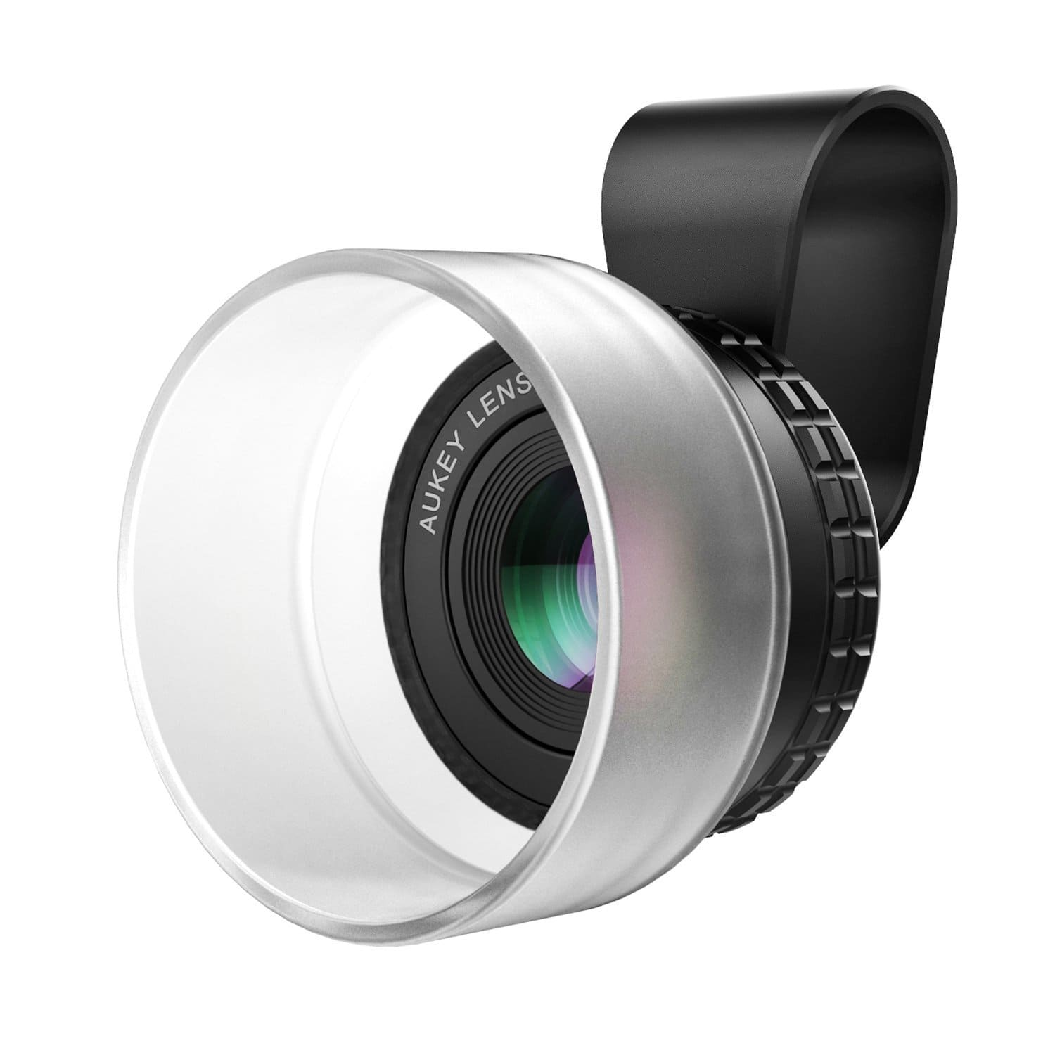 Aukey Macro Lenses for iphone / samsung & others: 10x macro $6, ultra wde 0.2x 238° Field of View $13 + free s/h