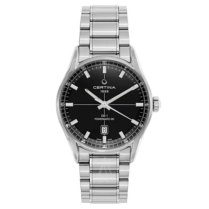 Certina Men's DS1 Powermatic 80 Automatic Watch $319 + free shipping