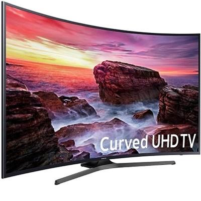 "55"" Samsung UN55MU6490 4K Ultra HD Curved Smart LED HDTV $550 + free s/h"