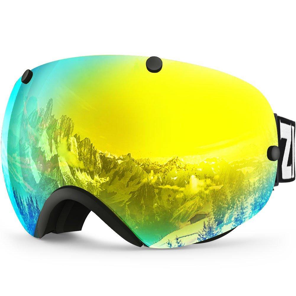 ZIONOR XA Ski / Snowboard Goggles $19.93 or ZIONOR XA Polarized Ski Snowboard Goggles $27.59 + free shipping
