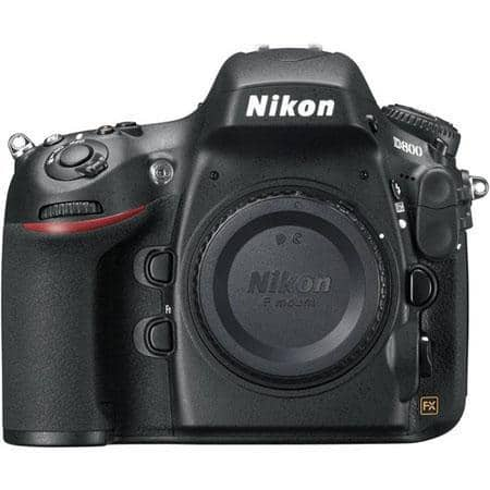 Nikon D800 DSLR Camera (refurb by Nikon) $1500 + free s/h