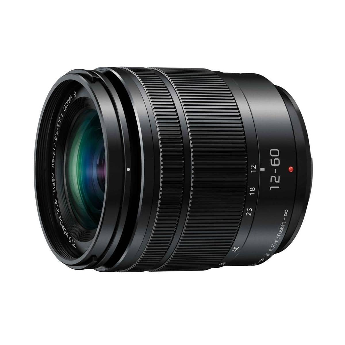 Panasonic G Vario 12-60mm F/3.5-5.6 O.I.S. Lens + $300 Adorama Gift Card $498 + free s/h