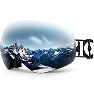 Zionor Ski / Snowboarding Goggles: X10 Frameless $16.50 or X6 $15.50 + free s/h