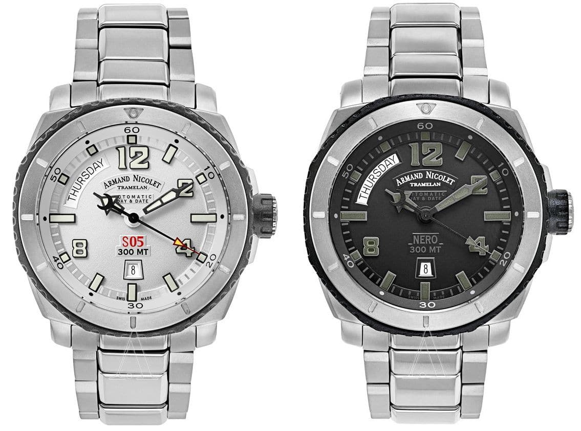 Armand Nicolet Men's S05 Automatic Watch $788 + free s/h