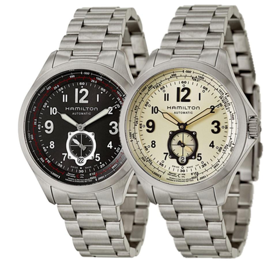 Hamilton Khaki Aviation QNE Automatic Watch $399 + free s/h
