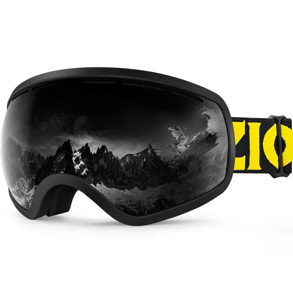 ZIONOR X10 Ski Goggles $14 or n Gold color $16