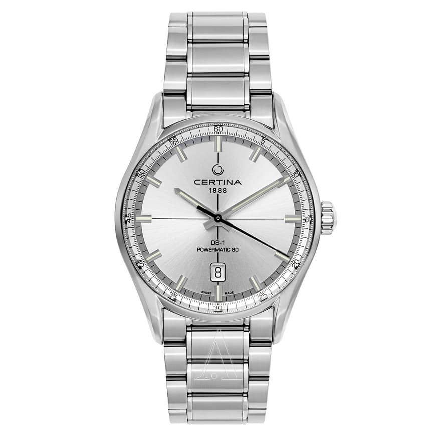 Certina DS 1 Powermatic 80 Automatic Watch $329 + free s/h