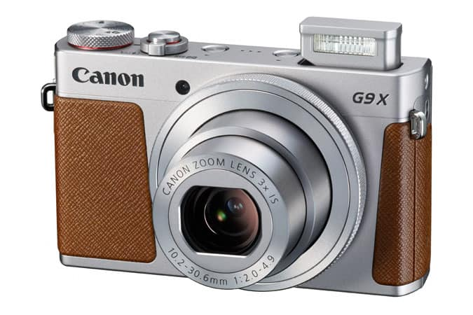 Canon G9 X Camera (black or silver) $270 + free s/h