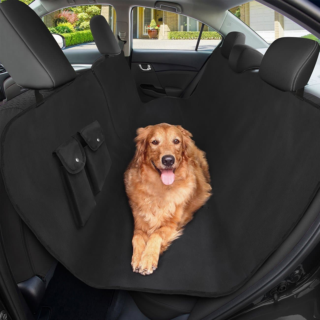 Shine Hai Waterproof & Scratch Proof Dog Seat Cover $10