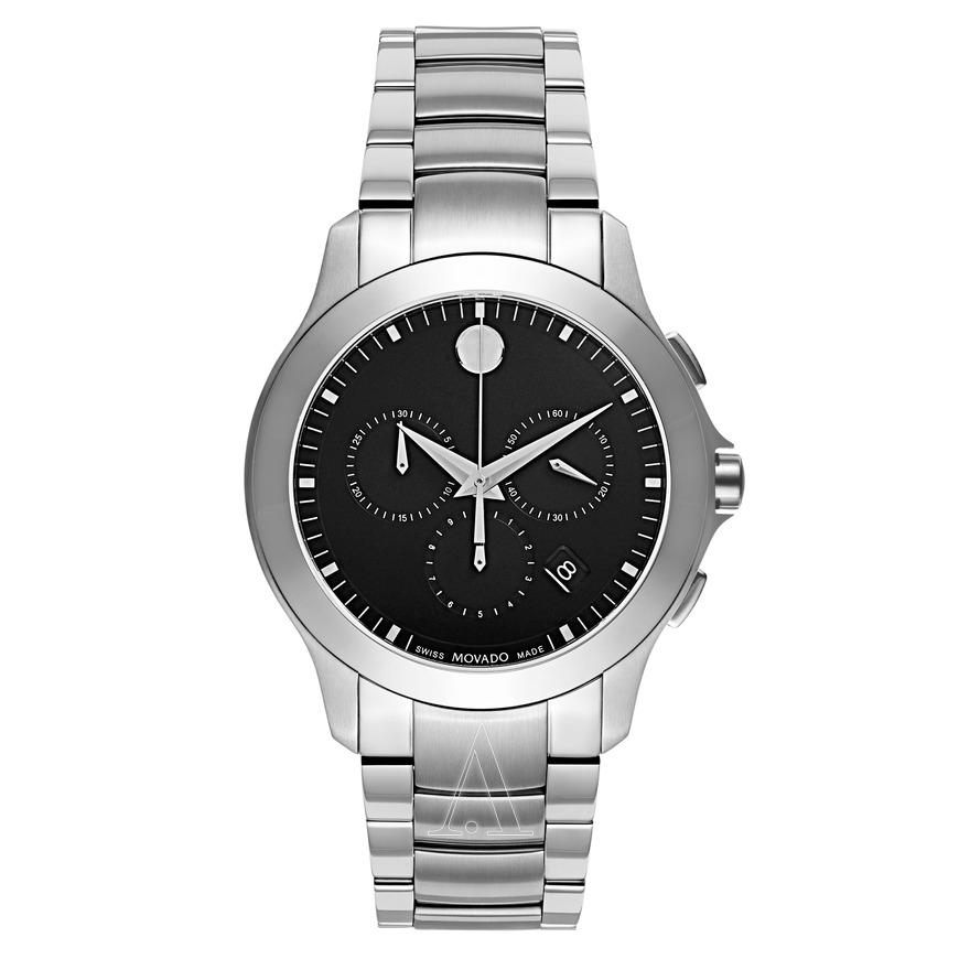 Movado Men's Masino Chronograph Watch $299 + Free Shipping