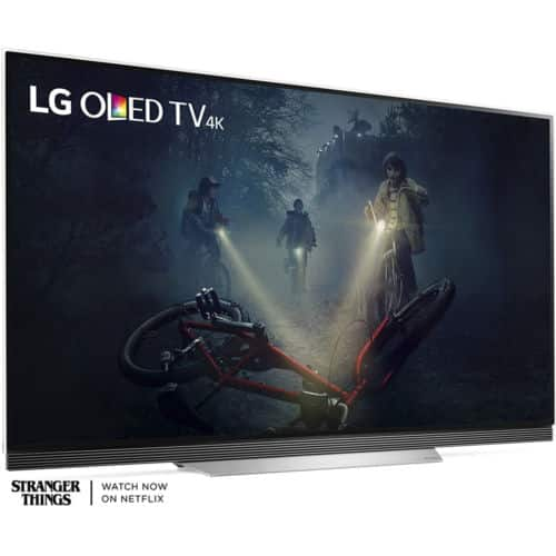 "(authorized dealer) 65"" LG OLED65E7P  Picture on Glass 4K HDR Smart OLED TV $2299 or $55"" $1599 + free s/h"