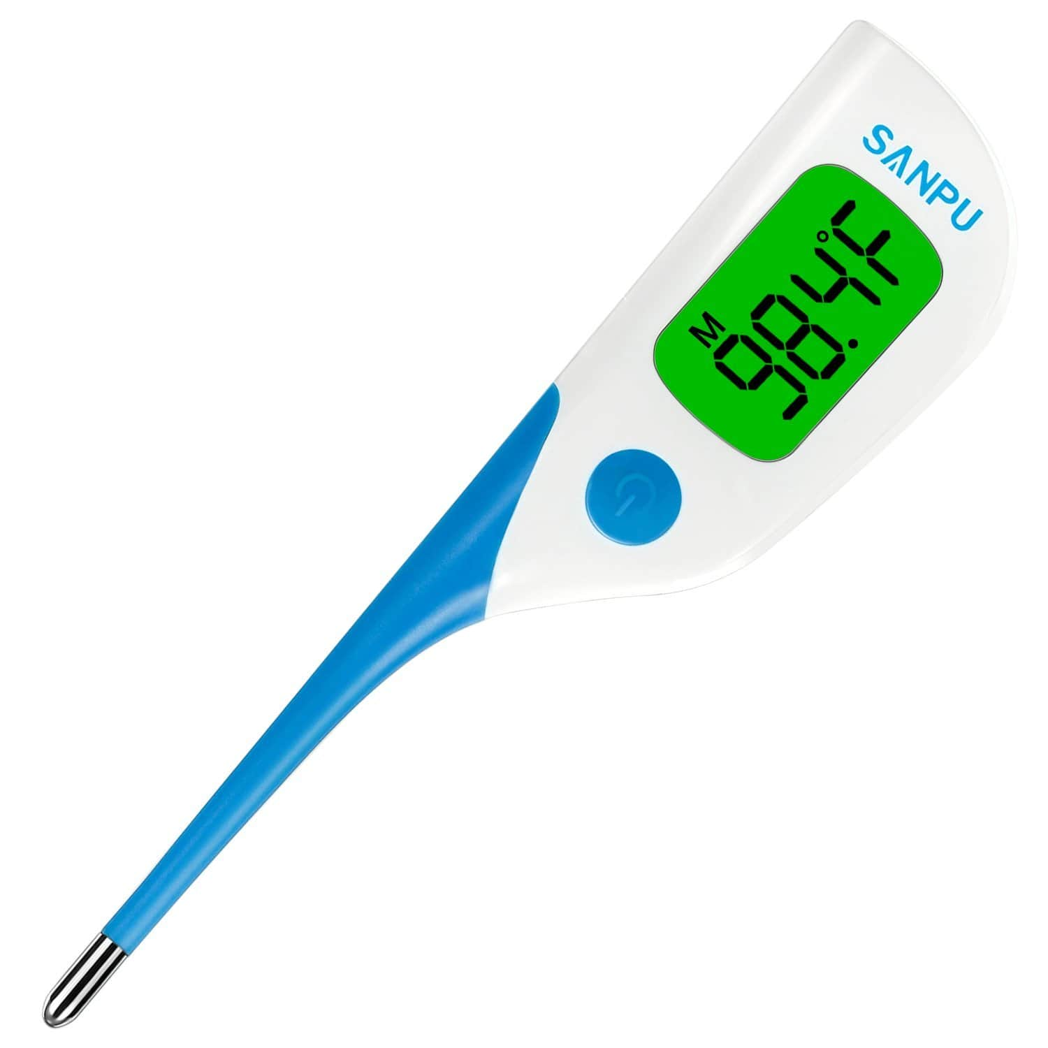 SANPU 8 Second Digital Oral / Armpit Thermometer $3.89