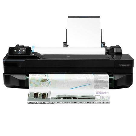 "HP Designjet T120 24"" Wide Format Media Printer $619 + free s/h"