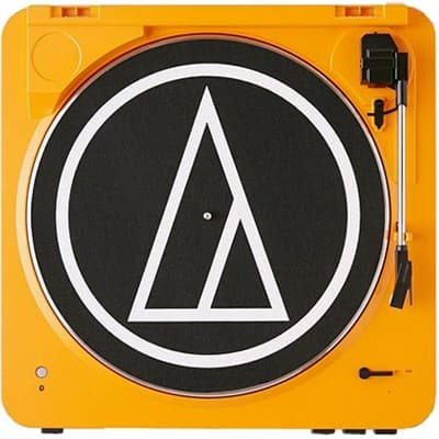 Audio-Technica AT-LP60-BT Bluetooth Turntable (Limited edition Orange) $139 + free s/h