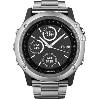 Garmin Fenix 3 GPS Watch Sapphire (Titanium bracelet) $350 + free s/h
