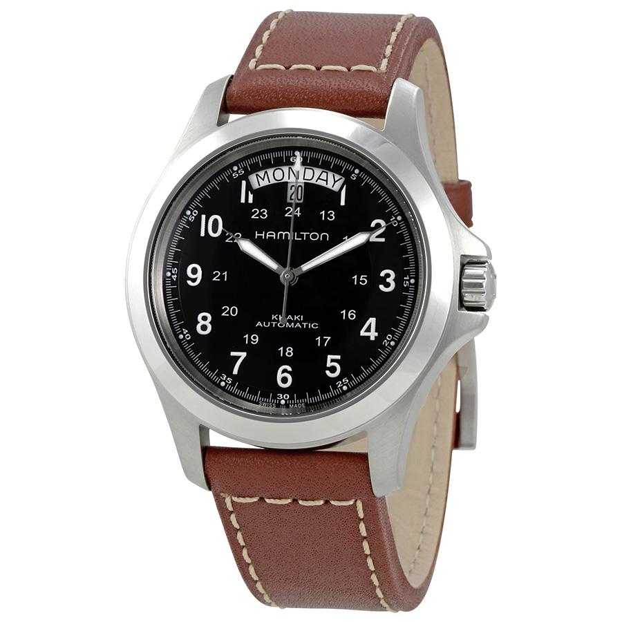 Hamilton Sale (amazon checkout): Khaki King Series Automatic Watch $290, Khaki Field $295, Jazzmaster Viewmatic $380 & More + free s/h