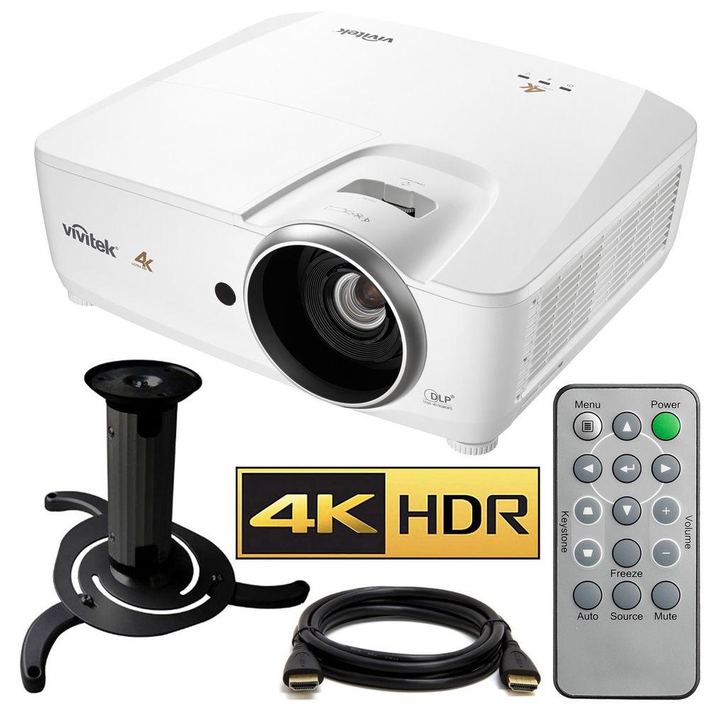 Vivitek HK2288 Ultra HD 4K HDR DLP Projector $1299 + free s/h