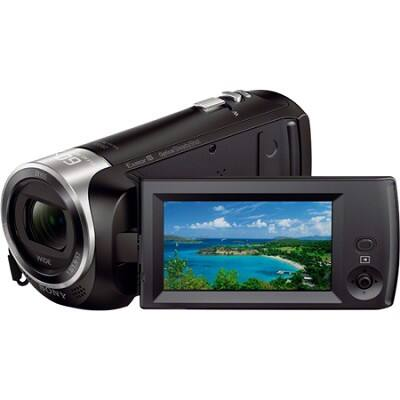 Sony HDR-CX405 1080p Camcorder (open box) $120 + free s/h