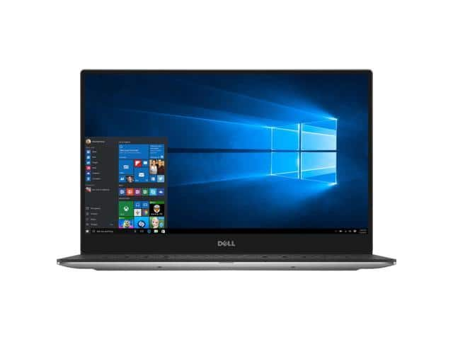(refurb) Dell XPS 13 9360 Laptop: i7-8550U,  512GB pcie SSD, 16GB, 3200x1800 Touch Screen $1139 + free s/h