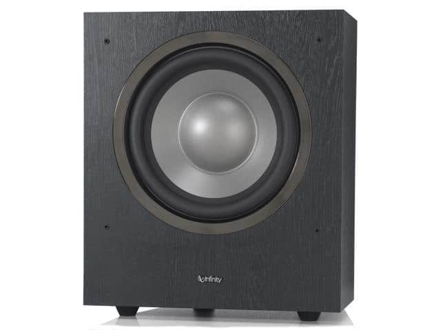 Infinity SUB R10 Reference Series 200W Powered Subwoofer $200 + free s.h