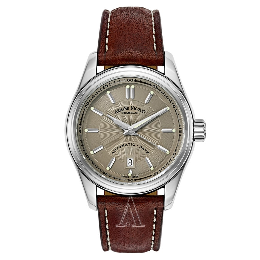Armand Nicolet Men's M02 Automatic Watch $599 + free s/h