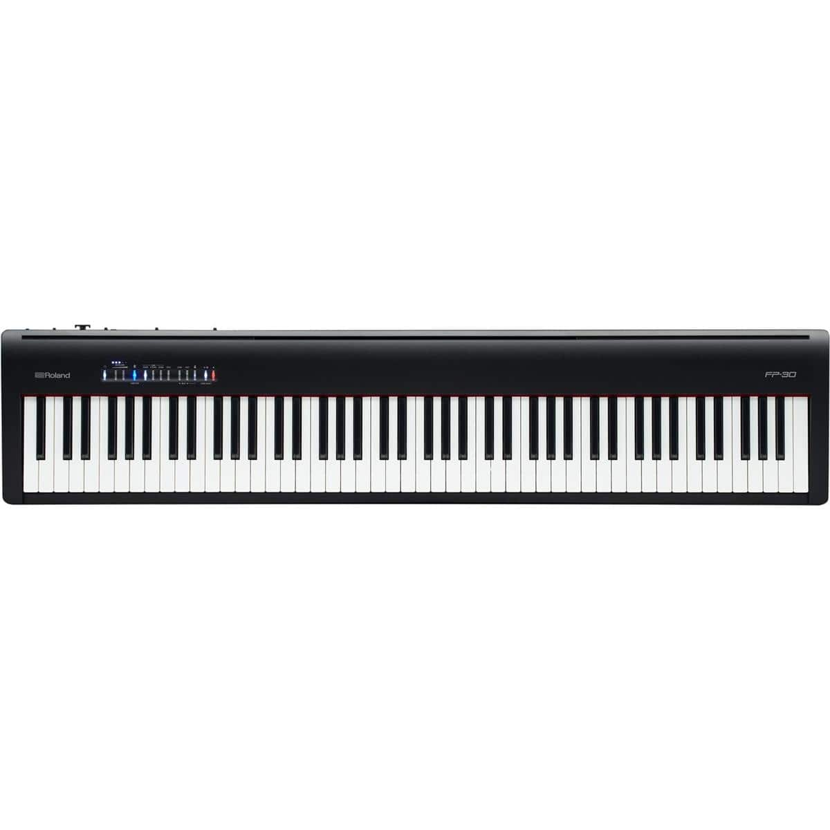 Roland FP-30 88 Key SuperNATURAL Digital Piano $480 + free s/h