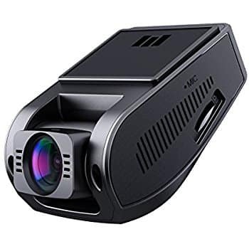 Aukey 1080p Dash Cam w/ 6-Lane Wide Lens, G-Sensor, WDR, Loop Recording and Night Vision $50 + free s/h